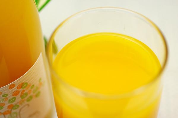 無肥料・自然栽培みかんジュース
