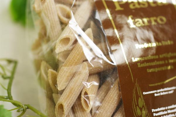 ファッロ小麦のペンネ