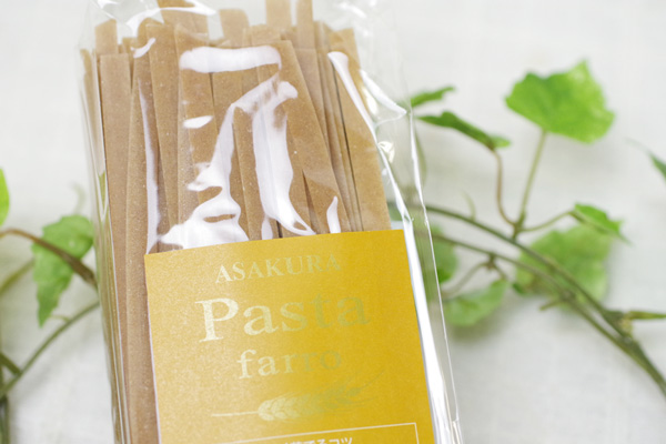 ファッロ小麦のタリアテッレ