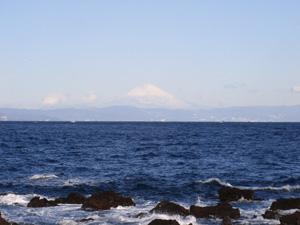 伊豆大島の母なる海