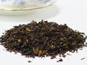 丁寧に加工された紅茶