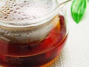 美味しい紅茶を飲んでくださいね