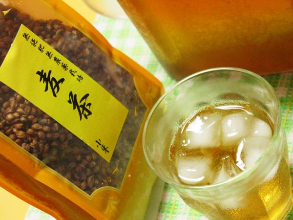 【無施肥無農薬栽培】麦茶