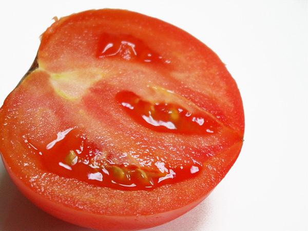 無施肥トマト