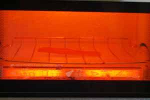 オーブントースターであぶると全く別の味わい