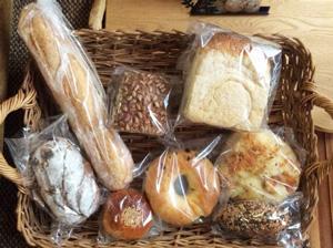 ぱんほのかのパン