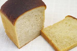 2019年度の小麦粉で作った食パン