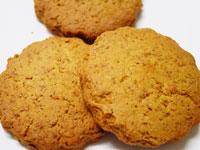 黒豆きな粉のクッキー
