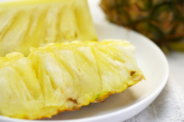 無肥料・自然栽培パイナップル